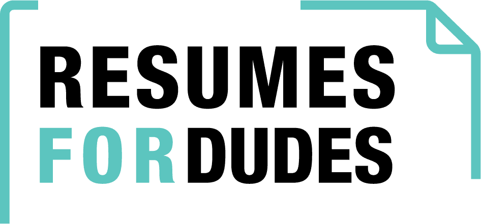 Resumes For Dudes logo